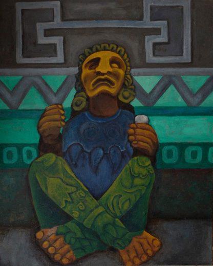 dioses maya