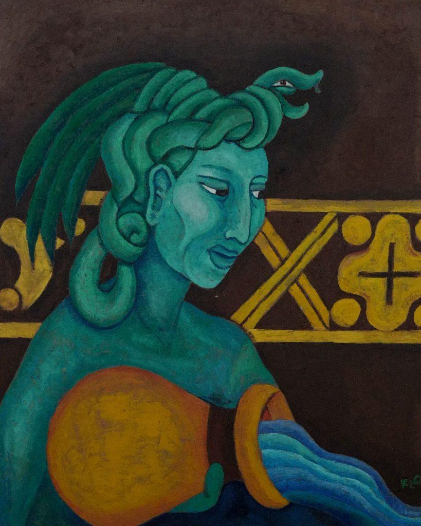 dioses mayas